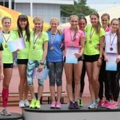 Первенство России среди юношей и девушек до 18 лет